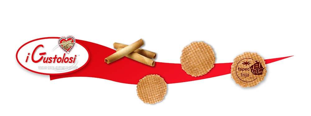 coppette da gelato, Coppette e altri prodotti